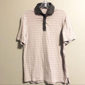 Lululemon Men's Golf Shirt- Medium